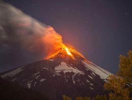 Şili'de 9 bin kişi tahliye edildi
