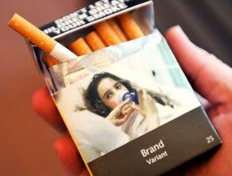 Sigaranın İrlanda'da adı yok!