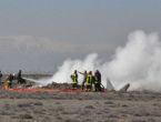 Konya'da F4 askeri uçak düştü!