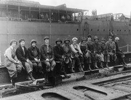 100 yıl öncenin çalışan kadınları
