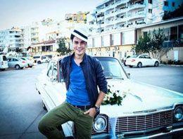 Yakışıklı Din Kültürü öğretmeni Serhat Karanfil