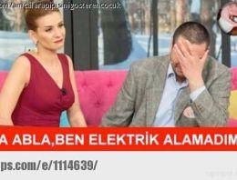 Elektrik kesintisiyle ilgili güldüren capsler