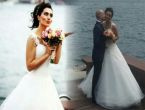 Nur Bozar evlendi