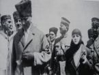 Atatürk'ün ilk kez yayınlanan fotoğrafları
