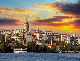 İstanbul'un yaşam kalitesi ölçüldü