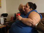 300 kiloluk kadının hayatı karardı
