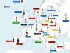 Bir başka Avrupa haritası