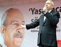 Kemal Kılıçdaroğlu Kayseri'de