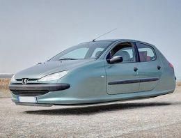 Tekerleksiz otomobil hayal mi?
