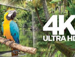 4K televizyonların farkı ne