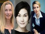 Dünyanın en genç 10 kadın milyarderi