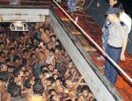 Güney Asya'daki göçmen trajedisi sürüyor