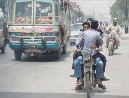 Pakistan'da yaşanan gariplikler