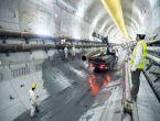 Avrasya Tüneli çalışmalarında sona yaklaşıldı