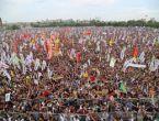 HDP İstanbul mitinginden kareler
