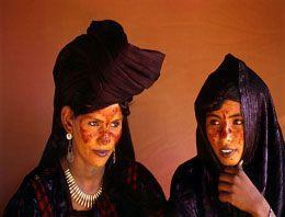 Kadınların üstün olduğu Müslüman kabile