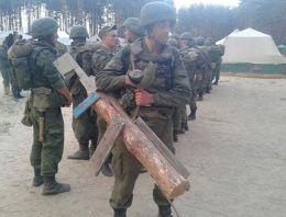Rus ordusunda ilginç ceza yöntemleri