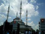 Beştepe Millet Camii açıldı