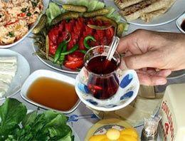 Ramazan'ın son bölümünde beslenmeye dikkat