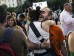 Yunanistan 'hayır'ı kutluyor