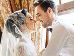Merve Boluğur ve Murat Dalkılıç'tan çifte düğün