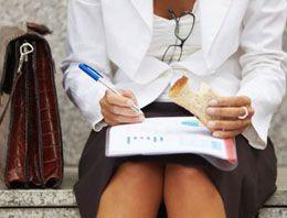 Çalışanlar için 10 adımda sağlıklı beslenme