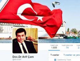Sinir bozan troll;  Doc.Dr Arif Çam