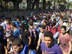 Avrupa'da mülteci dramı binlerce kişi yürüyor