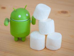 Marshmallow hangi telefonlara gelecek?