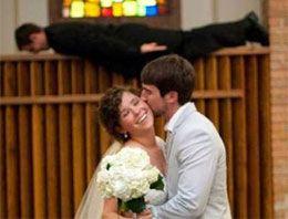 Bu düğün fotoğrafları yok artık dedirttiyor!