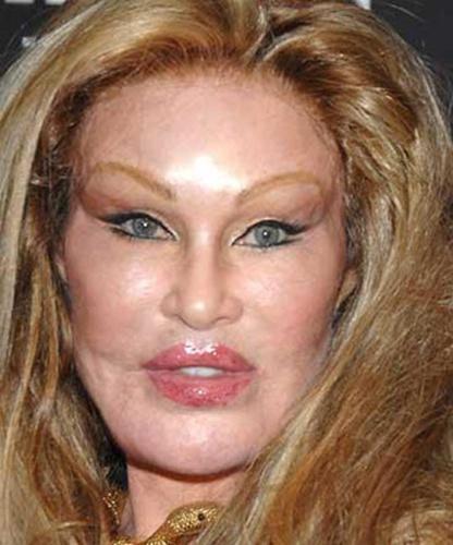 Самая страшная блондинка с силиконовой грудью фото.