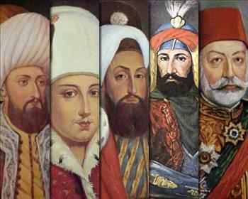 Osmanlı Padişahlarının anneleri