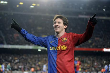 Messi'nin ağladığı maç