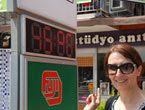 İzmir 46 dereceyi gördü