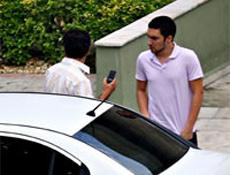 Abi Levent Garipoğlu gözaltında