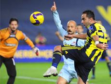 Kasımpaşa Fenerbahçeyi devirdi