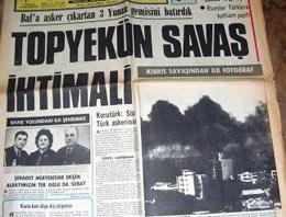 Kıbrıs çıkarması için inanılmaz iddia!