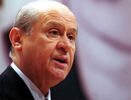 MHP lideri Bahçeli maaşını kurtardı