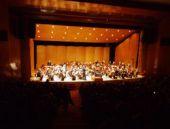 Gençlik Orkestrası Ataşehir Belediyesi'nde