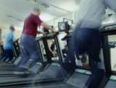 Yoğun egzersiz yapan grip olmuyor