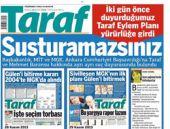 Taraf'a bir darbe de Halkbank'tan!