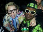 Miley Cyrus fazla dayanamadı