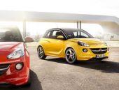 Opel Adam rekora koşuyor!
