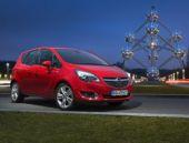Yeni Opel Meriva Brüksel Otomobil Fuarı'nda