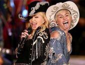 Miley Cyrus'un idolü belli oldu!