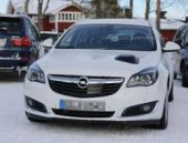 Yeni Opel Insignia yakalandı