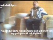 Öcalan Türk ordusunu böyle övmüş İZLE