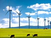 Rüzgardan elektrik üretiminde 10. olduk