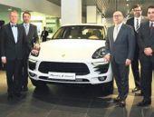 Porsche'den 2013'te rekor kâr!