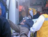 Tokat'ta vinç devrildi: 1 ölü, 2 yaralı
